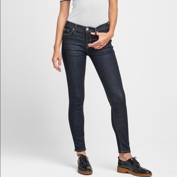 277a6acd92c Hudson Jeans Denim - Hudson Jeans Nico Mid Rise Super Skinny Jeans